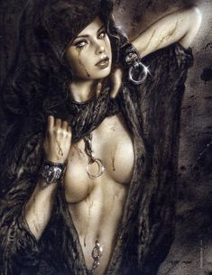 """""""""""Every person's life is theirs by right. An individual's life can and must belong only to to himself, not to any society or community, or he is then but a slave."""" Luis Royo - Prohibitted II"""