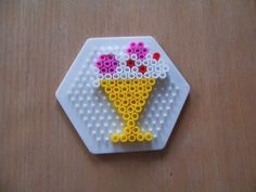 Ice Cream hama beads by Ilhja - Randi Frederiksen