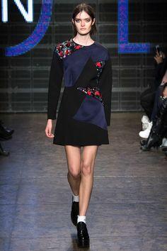 DKNY, Осень-зима 2015/2016, Ready-To-Wear, Нью-Йорк