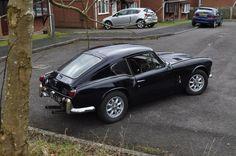 Triumph GT6 MK1 | Nice looking GT6 MK1 for sale :: Triumph Torque