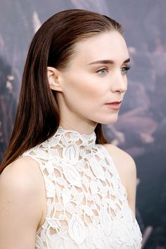 Rooney Mara attends 'Pan' premiere at Ziegfeld Theater on October 4, 2015 in New York City.