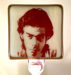 A personal favorite from my Etsy shop https://www.etsy.com/listing/481172559/nick-cave-and-the-bad-seeds-night-light