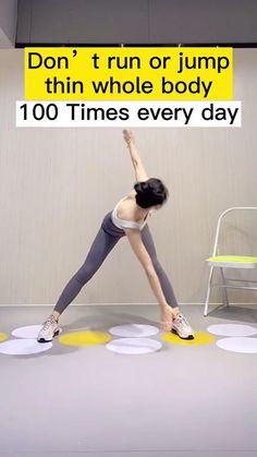 Full Body Bodyweight Workout, Body Weight Leg Workout, Cardio, Gym Workout Videos, Gym Workout For Beginners, Fitness Workout For Women, Weight Loss Workout Plan, Flexibility Workout, Sport