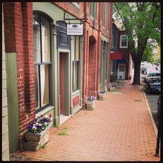 Old Town Warrenton, VA