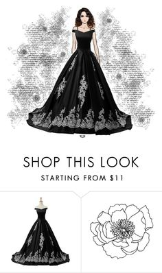 """The queen has arrived"" by shakyrasanchez ❤ liked on Polyvore featuring Reception"