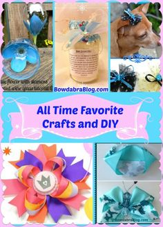 Favorite Crafts and DIY Ideas