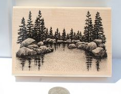 stampscapes lakeside cove - Google Search