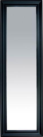 Spegel, 40x130 cm träram, svart, 3107982