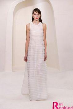 Christian Dior 2014 İlkbahar Yaz Modası  - http://rujrenkleri.gen.tr/christian-dior-2014-ilkbahar-yaz-modasi.html #Manşet, #Moda