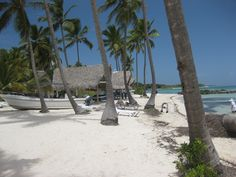 ALSOL Luxury Village's Private Beach Punta Cana Dominican Republic.