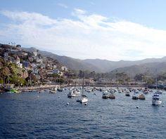 World's Most Romantic Islands - Catalina Island, California