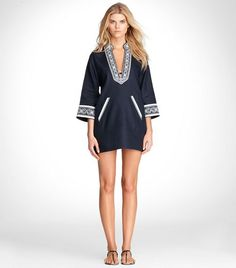 I love me some TB but not usually her clothes. The Spring 2012 line is FABULOUS!