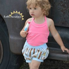 Rose Bubble Shorts - PDF Sewing Pattern by Bella Sunshine Designs for sizes through girls 12 - These shorts are adorable! Perfect for summer! Must pin! Pdf Sewing Patterns, Baby Patterns, Clothing Patterns, Kids Clothing, Clothing Ideas, Sewing Projects For Beginners, Crochet For Beginners, Sewing For Kids, Ideas