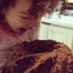 Receita de Bolo Integral de Chocolate