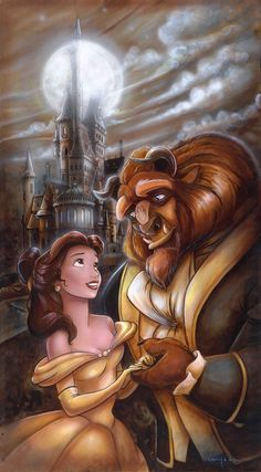 "darren wilson beauty and the beast | Beauty and the Beast"" por Darren Wilson"