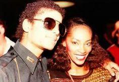 Michael & Jody Whatley in 1981