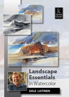 Landscape Essentials in Watercolor with Dale Laitinen