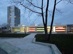 Roger Boltshauser - Hirzenbach School complex, Zürich 2008....