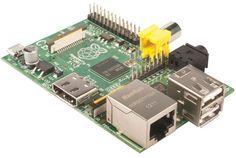 Raspberry Pi – Tiny Open Hardware Development