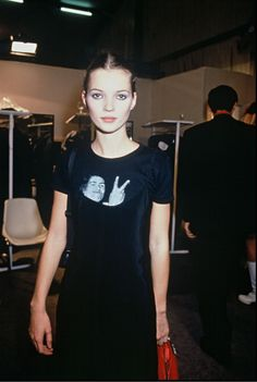KATE MOSS BACKSTAGE____Be Your Own Moss - Gallery - Style.com