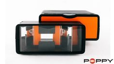 Enjoy Watching And Creating Movies In 3D With This Battery-Free Optic Device - DesignTAXI.com