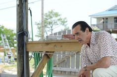 "Chazz Palminteri in ""Mighty Fine"" the movie."
