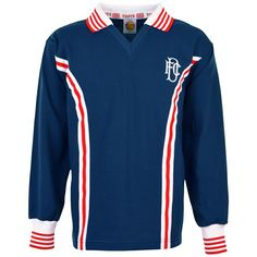 Dundee home shirt for 1976-80.