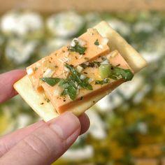Marinated Cheese | Marinated_Cheese