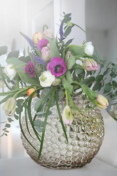 Friday Flowers - Bouquet inspiration