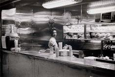 Coffee Shop, Robert Frank