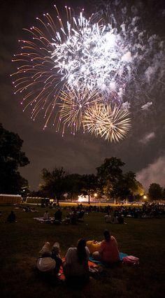 Fort Meade celebrates Independence Day by Fort Meade, via Flickr