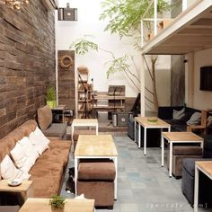 Coffee shop in Sai-Gon, Vietnam