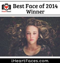 high school senior girl photography idea {I Heart Faces Best Face Photo of 2014 | Fifth Business Photography | Top 10 Winning Photo}