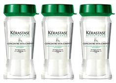 Kerastase Resistance Concentre Vita-Ciment - Reconstructive Treatment for weakened hair- Want to try!!