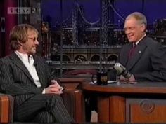 Warren Zevon on David Letterman
