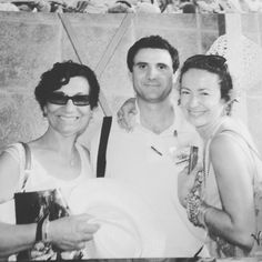 Hace unos años con Teresa y Vicente mundo taurino!