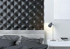Contemporary Concrete Tile Collection, KAZA Concurrent Constellations