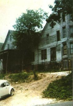 Old photo of The Mentone Springs Hotel