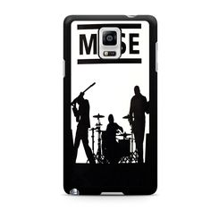 Muse For Samsung Galaxy Note 4 Case