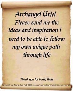 archangel gabriel prayer - Google Search