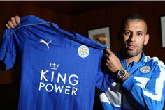 Should Leicester City's Slimani be in your fantasy football team?