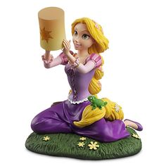 Rapunzel Figurine.  So pretty!!