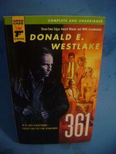 361-Donald E. Westlake-Hard Case Crime #9 9780643953572 Paperback 2005