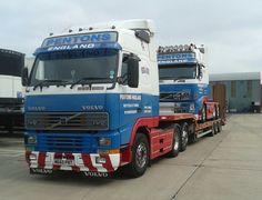 volvo trailer Volvo Trucks, Busses, Transportation, British, Boat, Models, Vehicles, Templates, Dinghy