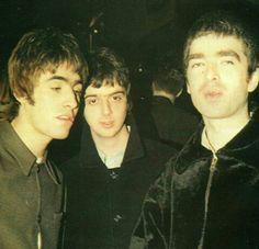 Liam, Guigs and Noel