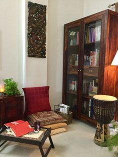 Reading corner #IndianHomeDecor #IndianHomeDécor,