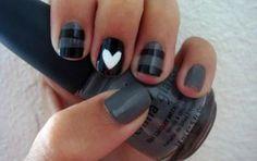 Cute Simple Nail Designs for Short Nails