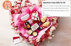 Share the Love Valentine's Day Gifts for All: www.teelieturner.com #ValentinesDay