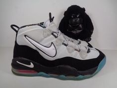 61f0500a042 Mens Nike Air Max Uptempo South Beach Basketball shoes size 10.5 US  311090-004