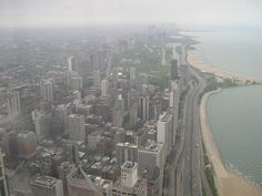 clf-8 Chicago Lake, Lake Front, New York Skyline, Travel, Viajes, Destinations, Traveling, Trips